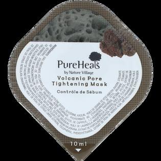 Pureheals_by Nature Village_zwężająca pory maska do twarzy z pyłem wulkanicznym, 10 ml_1