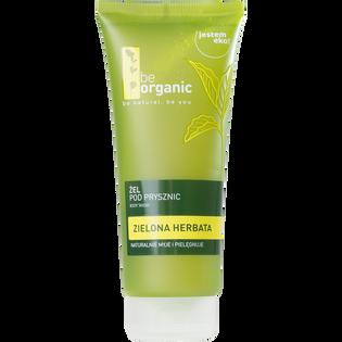 Be Organic_Zielona Herbata_żel pod prysznic, 200 ml