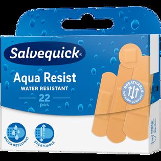 Salvequick_Aqua Resist_plastry, 40 szt./1 opak.