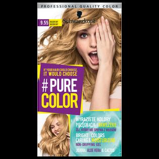 Schwarzkopf_Pure Color_farba do włosów 9.55 golden sky, 1 opak.