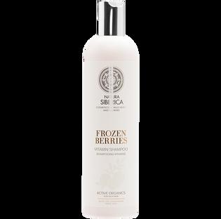Natura Siberica_szampon do włosów przetłuszczających się, 400 ml