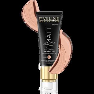 Eveline Cosmetics_Matt My Day_podkład do twarzy beige 04, 30 ml_1