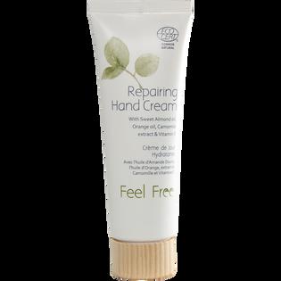 Feel Free_krem do rąk z olejem ze słodkich migdałów, 75 ml