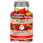 Purederm Raspberry Collagen Mask