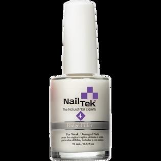 Nail Tek_Ridge Filler Foundation 4 Xtra_wygładzająca odżywka podkładowa do paznokci cienkich, 15 ml_1