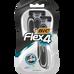 BIC_Flex 4_jednoczęściowe maszynki do golenia, 3 szt./1 opak._1