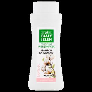 Biały Jeleń_Hipoalergiczny_szampon do włosów, 300 ml