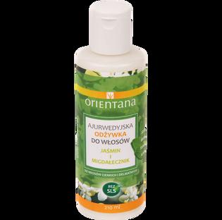 Orientana_wzmacniająca odżywka do włosów, 210 ml
