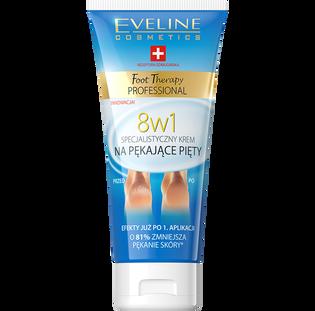 Eveline_Foot Therapy Professional_specjalistyczny krem na pękające pięty 8w1, 100 ml_1
