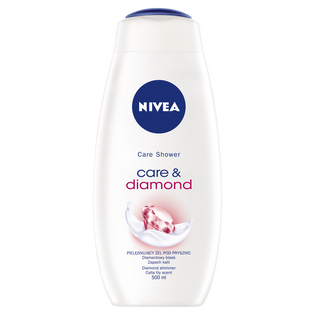 Nivea_Care & Diamond_żel pod prysznic, 500 ml