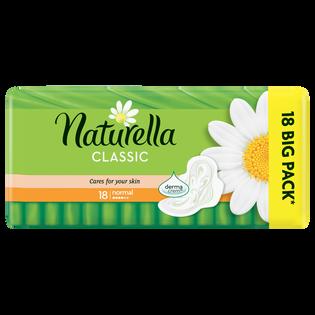 Naturella_Classic Normal Camomile_podpaski higieniczne, 18 szt./1 opak.