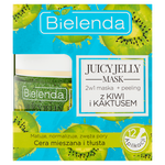 Bielenda Juicy Jelly Mask 2w1