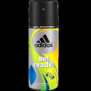 Adidas_Get Ready Man_antyperspirant męski w sprayu, 150 ml