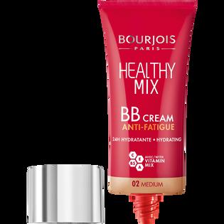 Bourjois_Healthy Mix_rozświetlająco-nawilżający krem BB z witaminami Medium 02, 30 ml_2