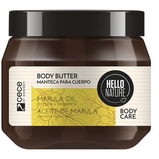 Hello Nature_Olej marula_masło do ciała, 350 ml