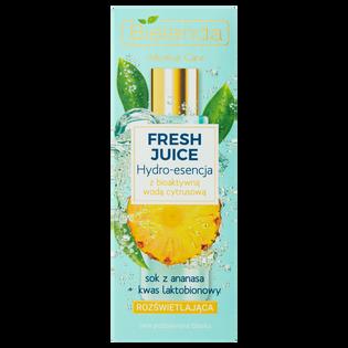 Bielenda_Juicy_hydro-esencja z bioaktywną wodą cytrusową rozświetlająca, 110 ml
