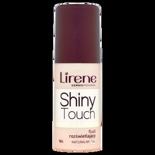 Lirene_Shiny Touch_podkład do twarzy naturalny 104, 30 ml