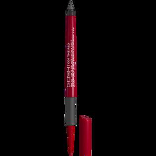 Gosh_kredka do ust the red 04, 0,4 g
