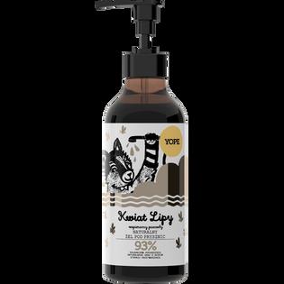 Yope_Kwiat Lipy_naturalny kojący żel pod prysznic, 400 ml