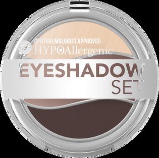 Bell_Eyeshadow Set_paleta cieni do powiek 01, 2,5 ml