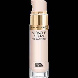 Max Factor_Miracle Glow_Max Factor Miracle Glow rozświetlacz w płynie universal, 15 ml