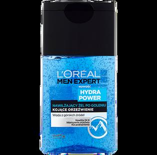 Loreal Paris Men Expert_Hydra Power_nawilżający żel po goleniu, 120 ml