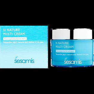 Sesamis_N Nature_krem do twarzy rewitalizujący o silnym działaniu nawilżającym i odżywczym, 50 ml