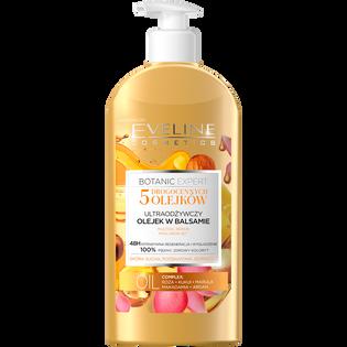 Eveline_Botanic Expert_ultra odżywczy olejek w balsamie do ciała, 350 ml