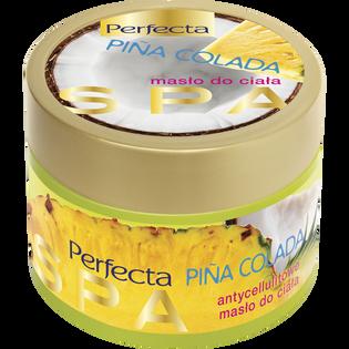 Perfecta_SPA_masło do ciała antycellulitowe Pinacolada, 225 ml