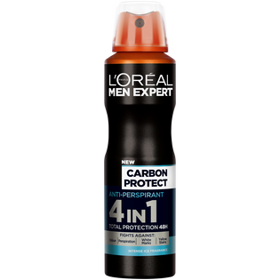 Loreal Paris_Men Expert Carbon Protect_antyperspirant męski w sprayu, 150 ml