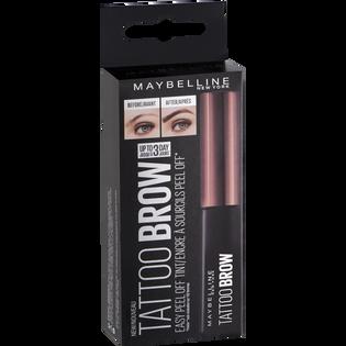 Maybelline_Tattoo Brow Gel Tint_żel do brwi dark brown, 5 g_3