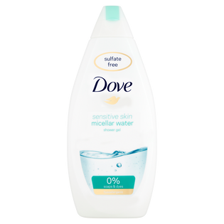 Dove_Sensitive Skin Micellar Water_żel pod prysznic, 500 ml