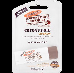 Palmer's_Coconut Oil Formula_nawilżający balsam do ust z olejkiem kokosowym, 4 g