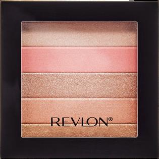 Revlon_Smooth on Blush_paleta rozświetlająca do twarzy rose glow 020, 7,5 g_1