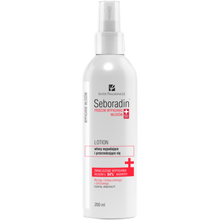 Seboradin_lotion do włosów przeciw wypadaniu włosów, 200 ml