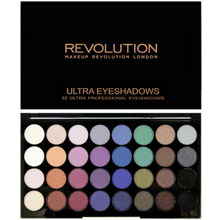 Revolution Makeup_Ultra_paleta cieni do powiek, 16 g _1