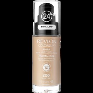 Revlon_Colorstay_podkład z pompką do cery normalnej i suchej Nude 200, 30 ml