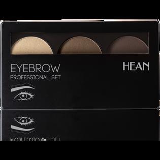 Hean_Eye Brow Professional_paleta cieni w kamieniu do stylizacji brwi 2, 5,7 g_1