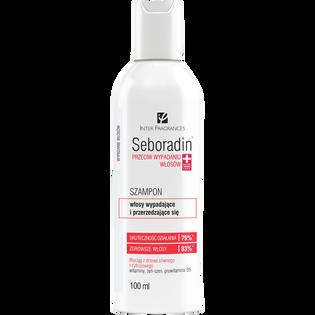Seboradin_szampon przeciw wypadaniu włosów, 100 ml