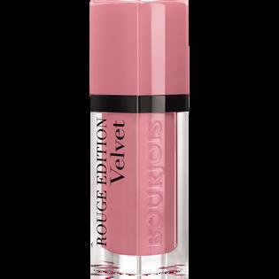 Bourjois_Rouge Edition Velvet_kremowa pomadka w płynie do ust don't pink of It! 10, 7,7 ml_1