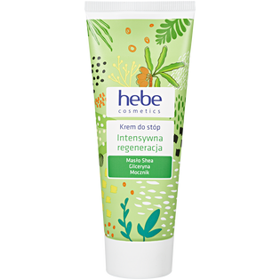 Hebe Cosmetics_krem do stóp, 75 ml