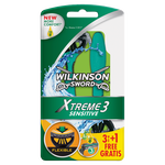 Wilkinson Xtreme3 Sensitive