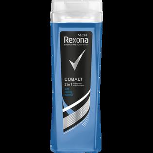 Rexona_Men Cobalt_chłodzący żel pod prysznic męski, 400 ml