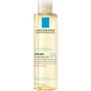 La Roche-Posay_Lipikar_olejek myjący do ciała przeciw podrażnieniom skóry, 200 ml