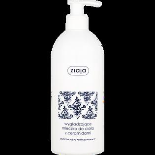 Ziaja_kremowe mleczko do ciała z proteinami kaszmiru do skóry suchej, 400 ml