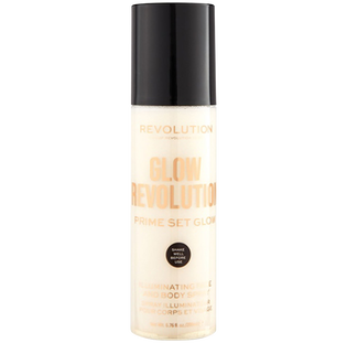 Revolution Makeup_Eternal Gold_mgiełka do twarzy, 200 ml