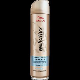 Wella_Wellaflex Flexible Extra Strong Hold_ekstra mocny lakier do włosów, 250 ml_2