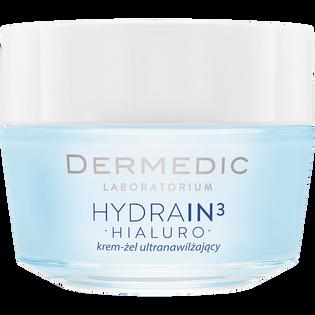 Dermedic_Hydrain3 Hialuro_ultranawilżający krem-żel do twarzy, 50 g_1