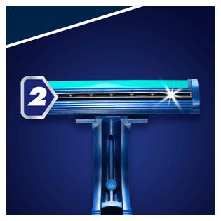 Gillette_Blue II Plus_maszynki do golenia męskie, 10+4 szt./1 opak._5