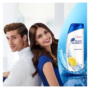Head & Shoulders_Citrus Fresh_przeciwłupieżowy szampon do włosów, 250 ml_4